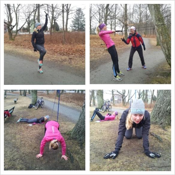 PT träning